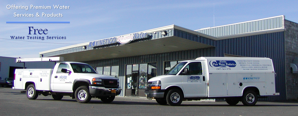 Water Services Location Anchorage Ak