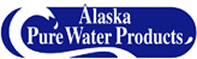 Logo, Alaska Pure Water Products - Water Services